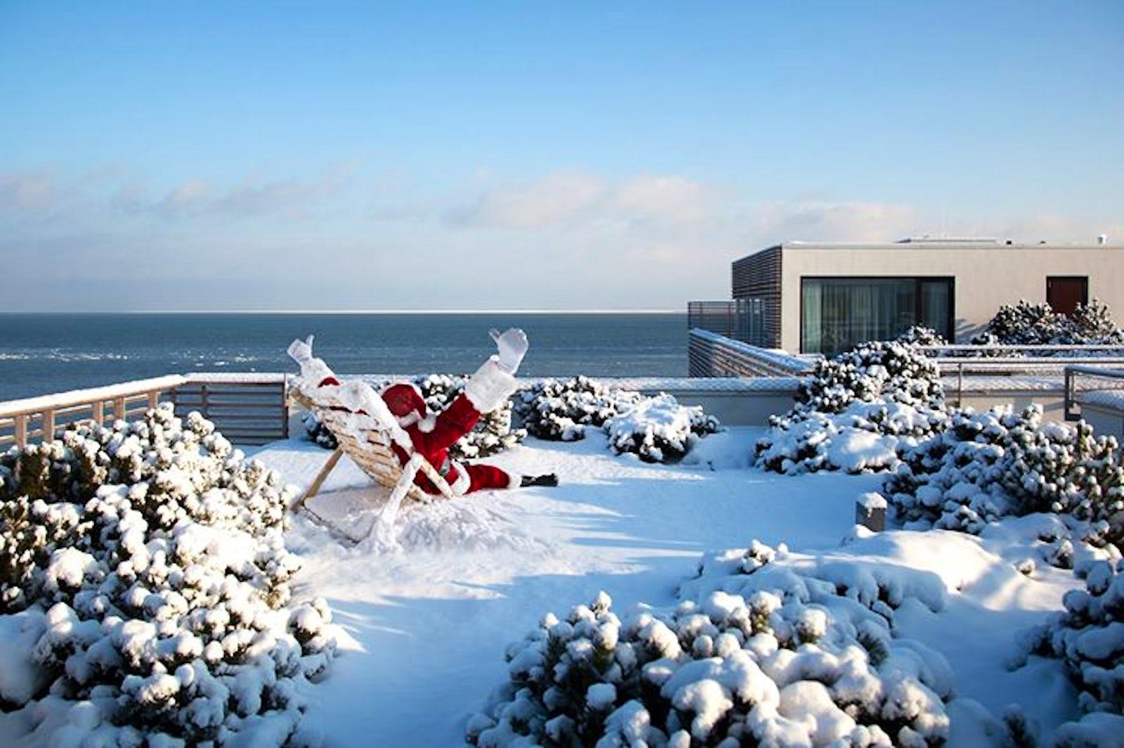 Budersand hotel golf spa sylt itinari for Designhotel sylt