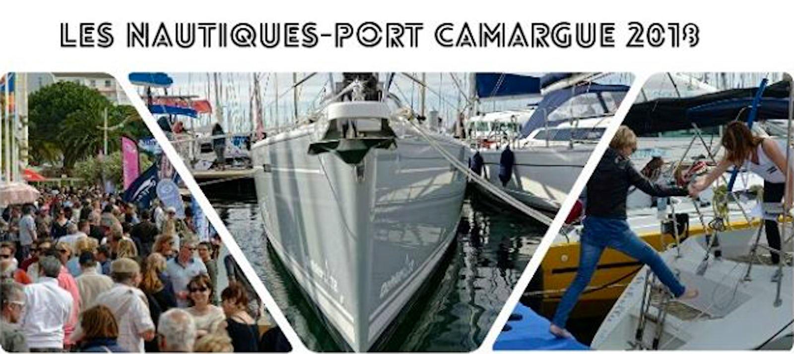 Les Nautiques De Port Camargue Salon Du Bateau Itinari - Location bateau port camargue