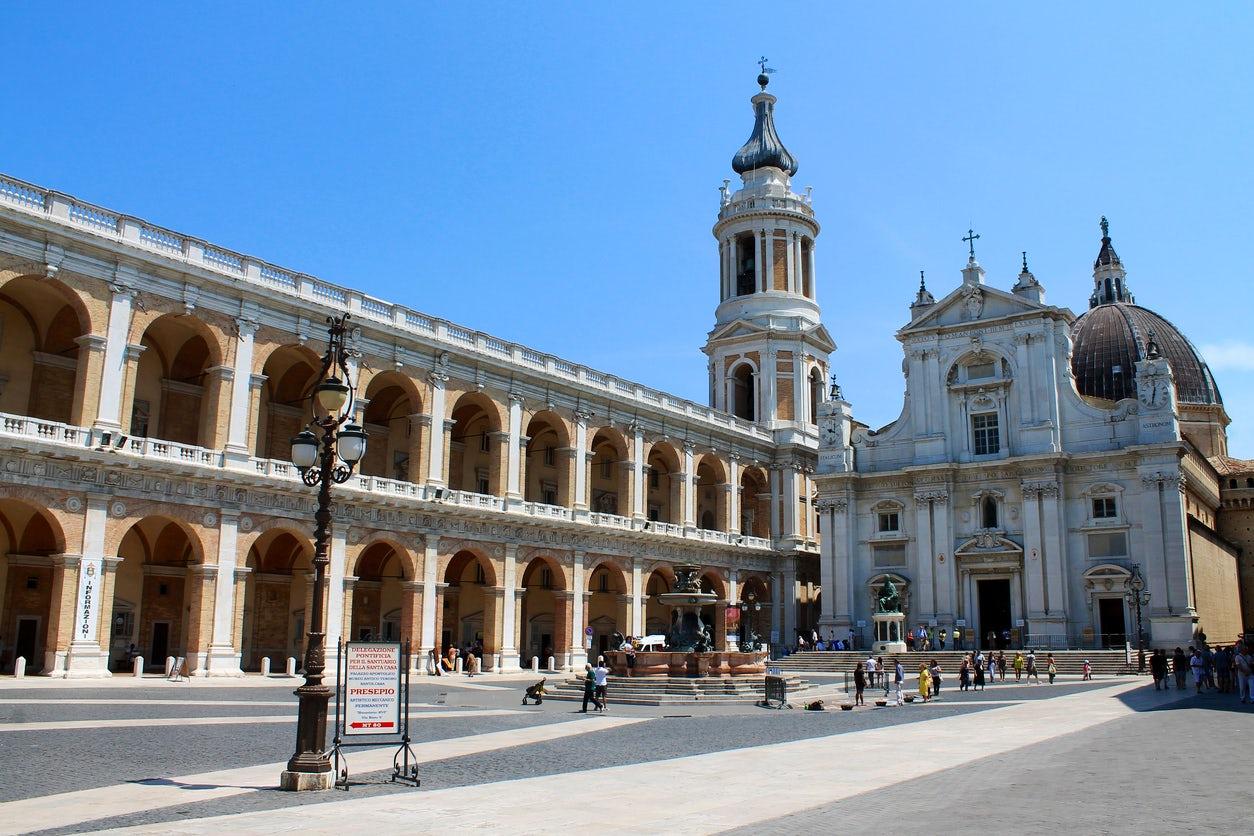 Basilica della Santa Casa, Loreto