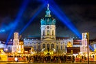 Christmas Market at Charlottenburg Palace