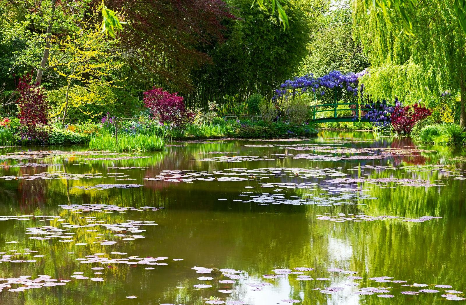 Maison et jardins de Claude Monet - Giverny | itinari