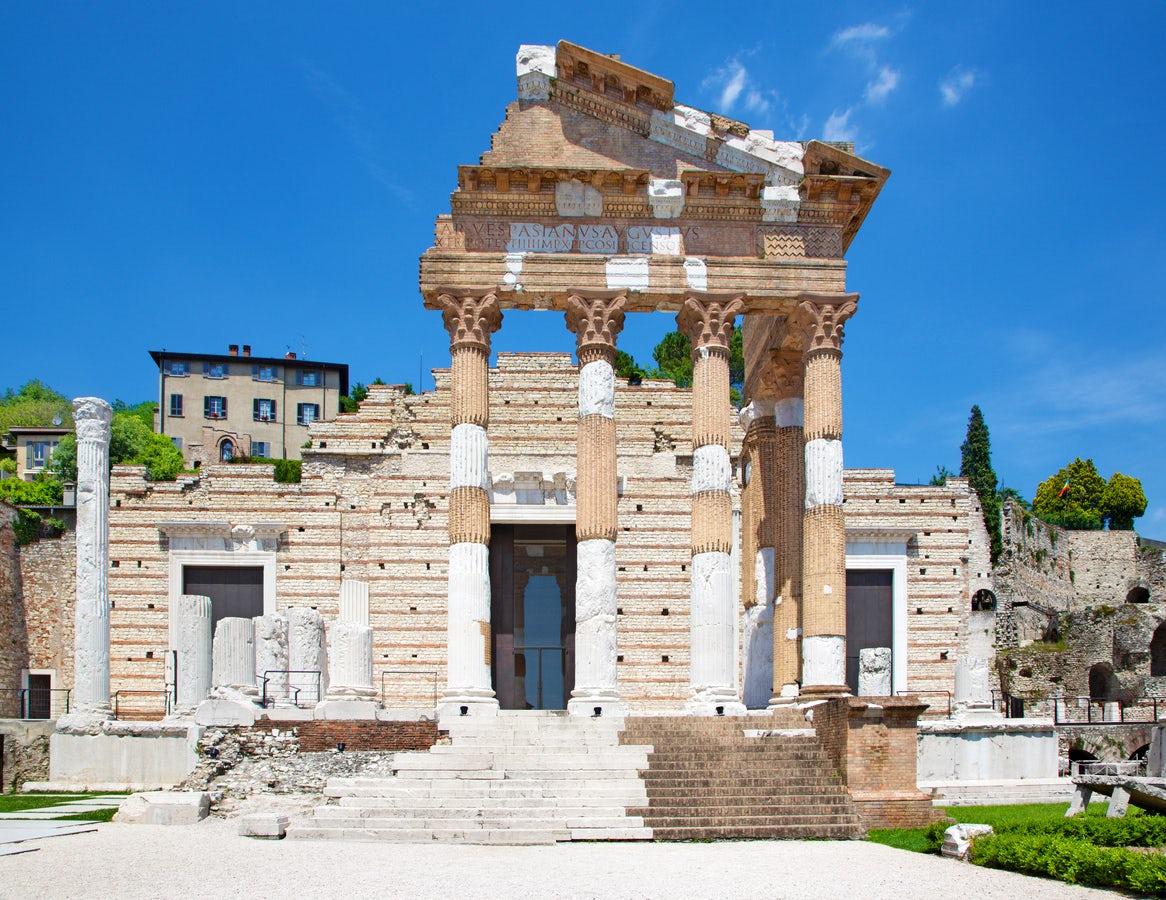 Capitolium of Brixia, Brescia
