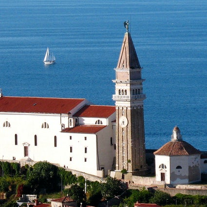 St. George's Parish Church, Piran