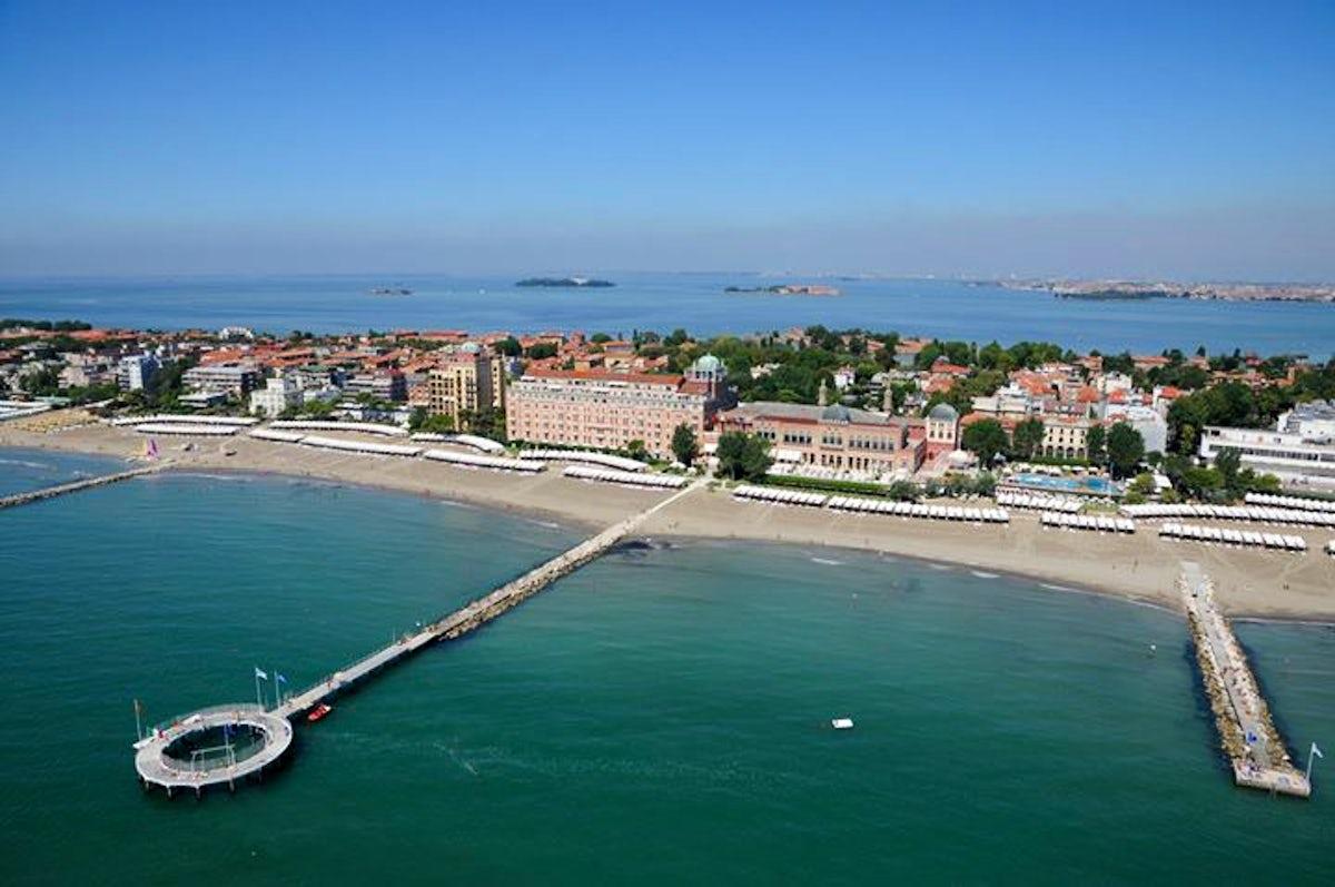 Hotel Excelsior Venice Lido Metropolitan City Of Venice Italy