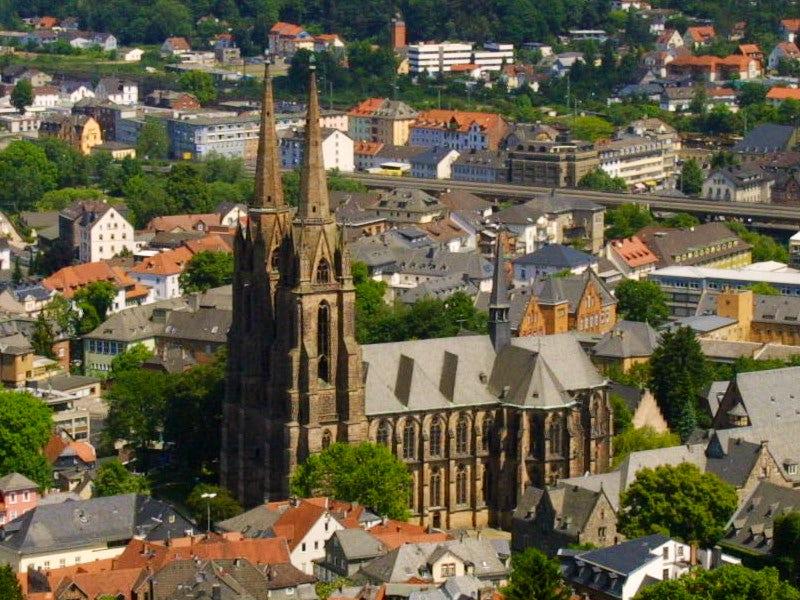 St. Elizabeth's Church Marburg