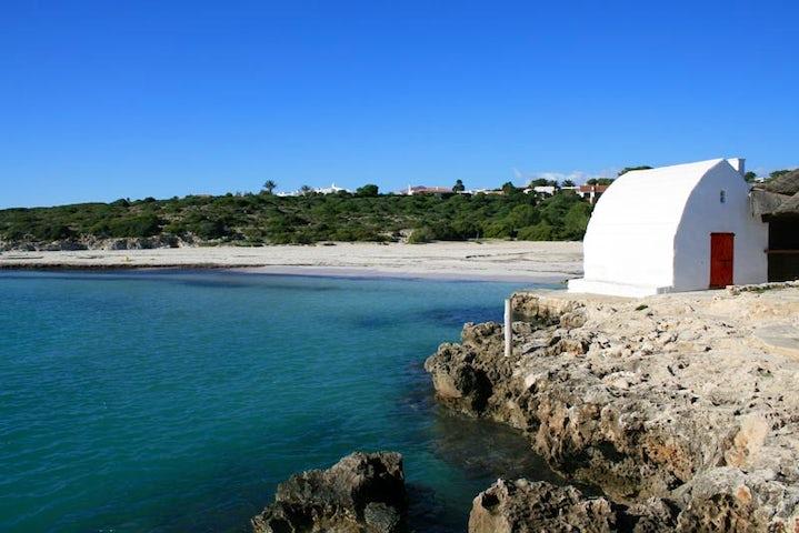 Binibequer beach