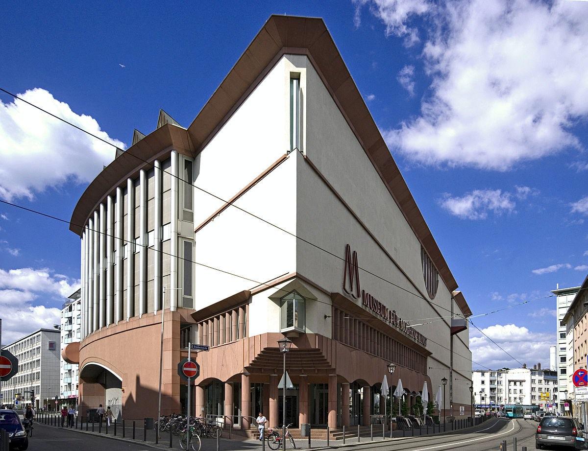 MMK - Museum für Moderne Kunst