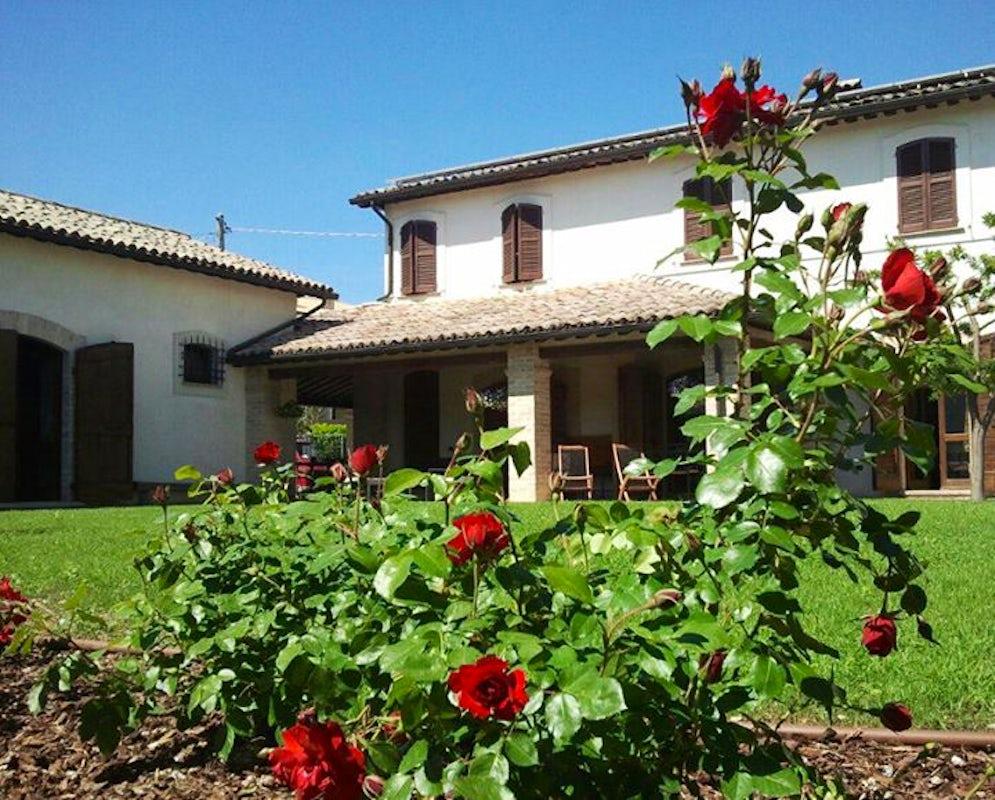 Travel inspired - Location - MammaRosa Bed & Breakfast | itinari