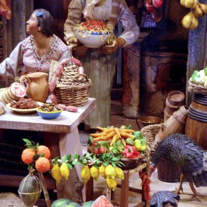 Mercatino di Natale di Napoli