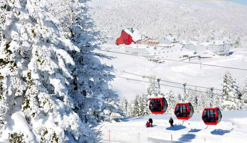Uludag Ski Centre, Bursa