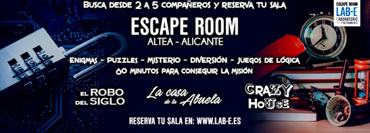 Escape Room La Nucia