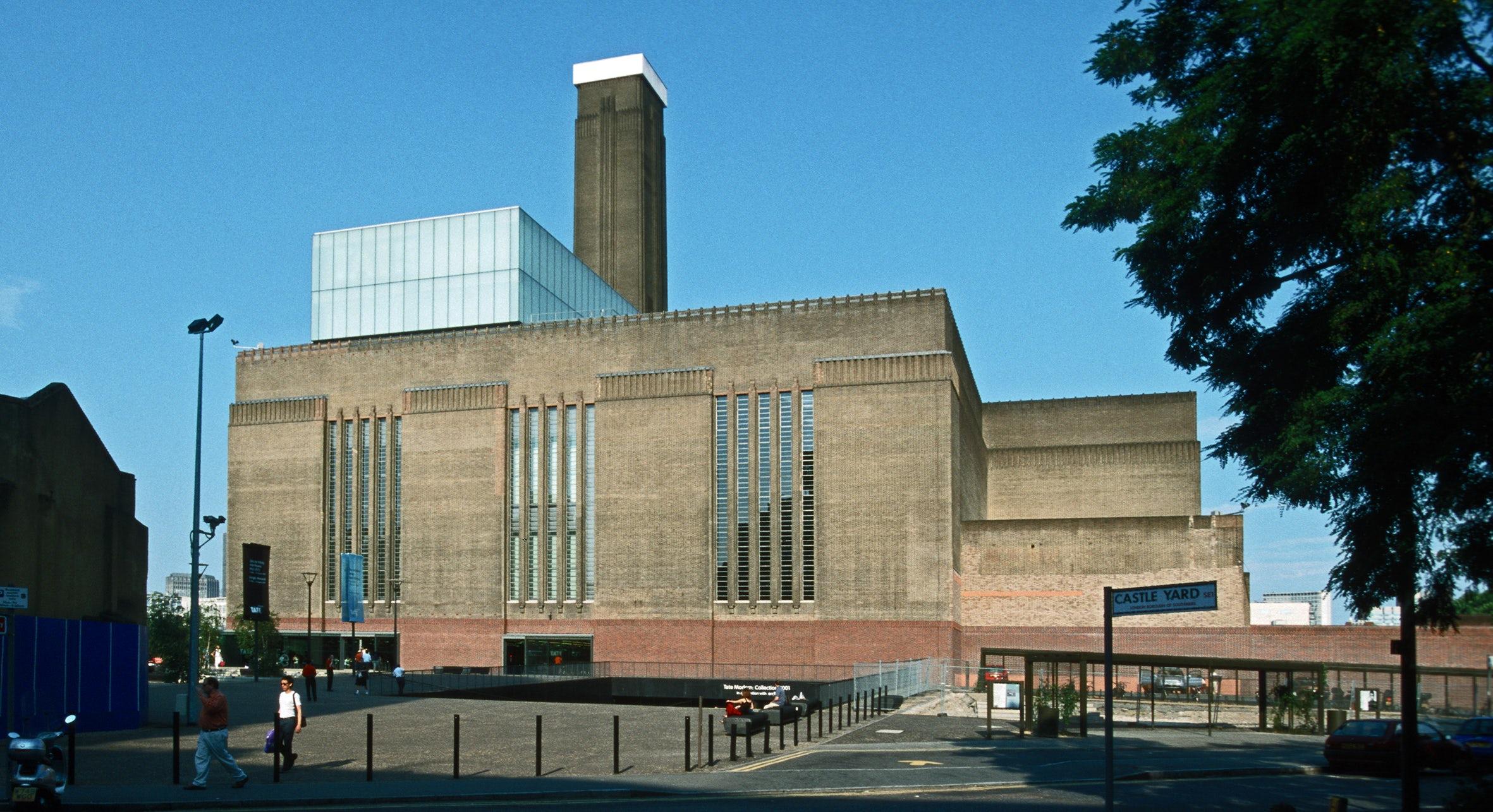 Tate Modern, art gallery