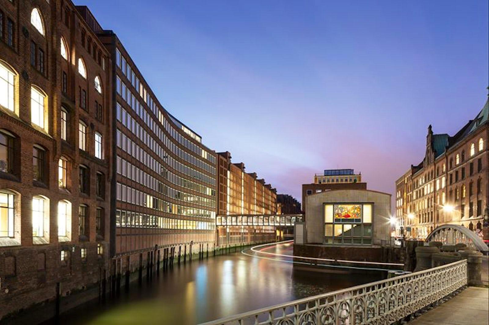 AMERON Hotel Speicherstadt Hamburg   itinari