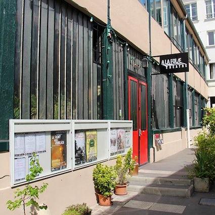 Travel inspired - Location - Burger Dream Paris | itinari