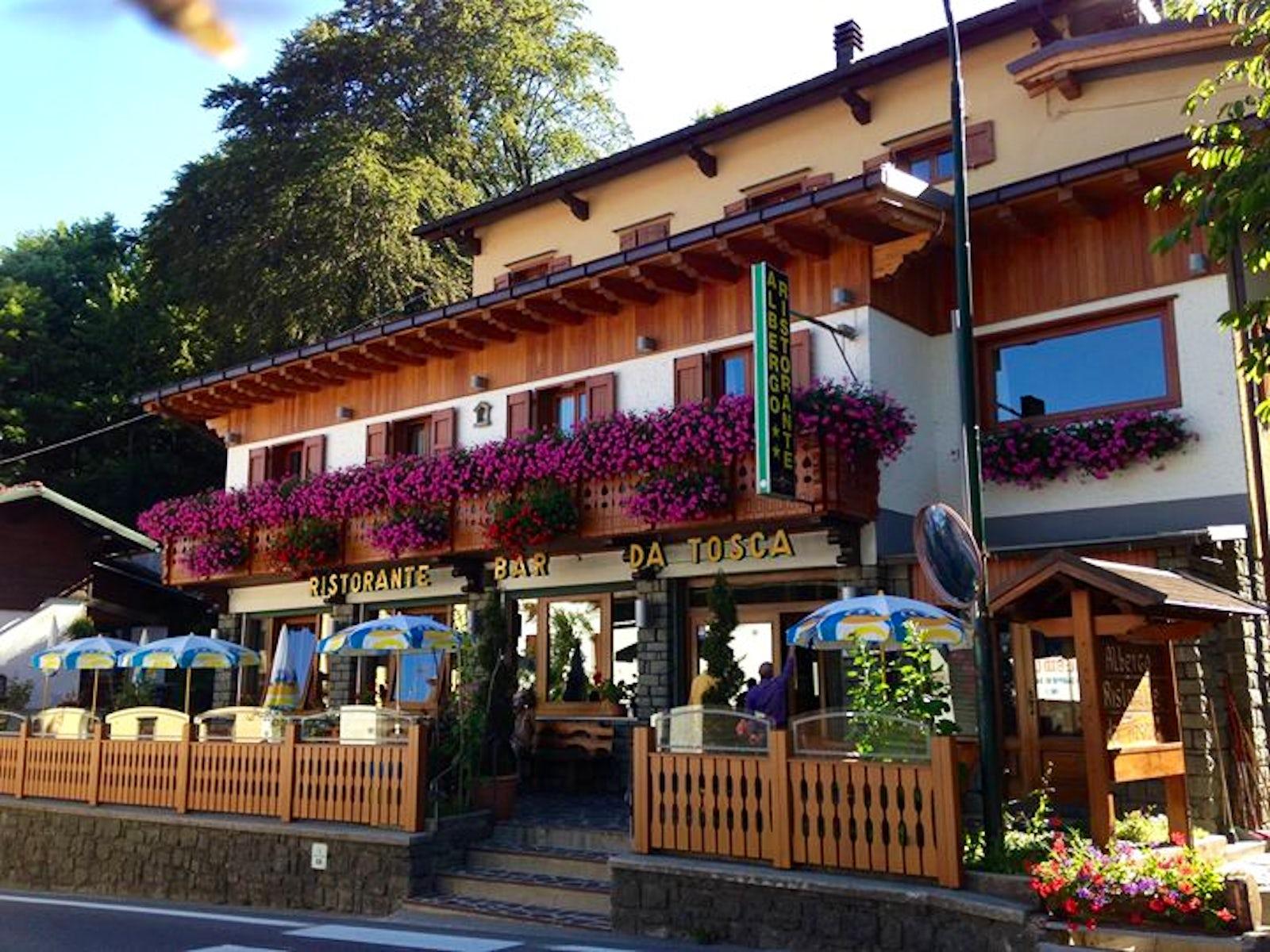 Travel inspired - Location - Albergo ristorante \