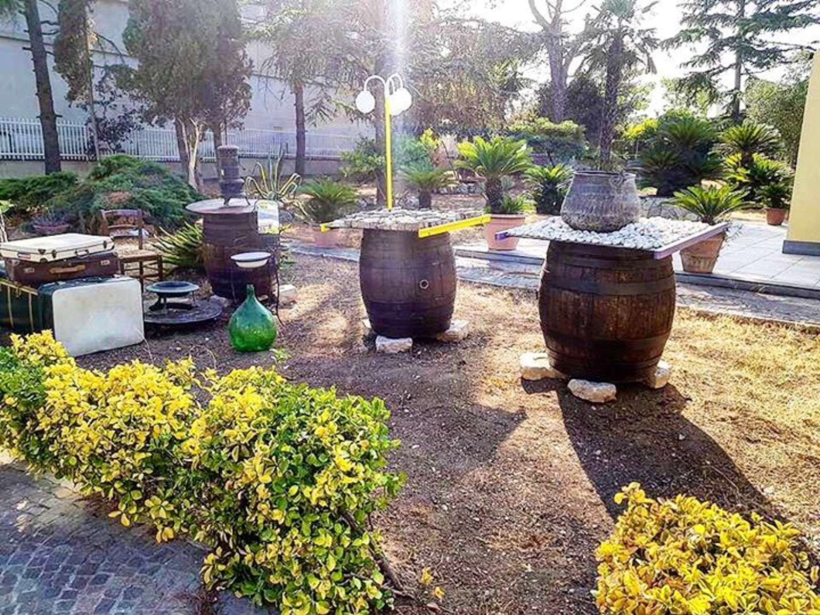 Bed & Breakfast Villa Garden - Bisceglie | itinari