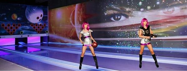 Black Mission Area Lasertag Bowling EscapeRoom VRLounge Braunschweig