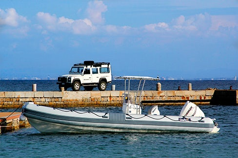 Asinara 4X4 - Book a personal jeep tour across Asinara island