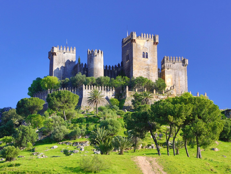 Castillo de Almodóvar del Río, Spain (Highgarden)