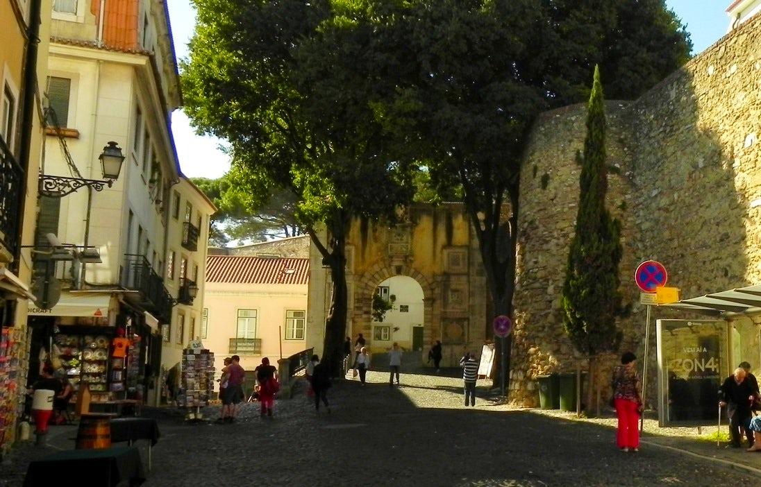 Arco do Castelo