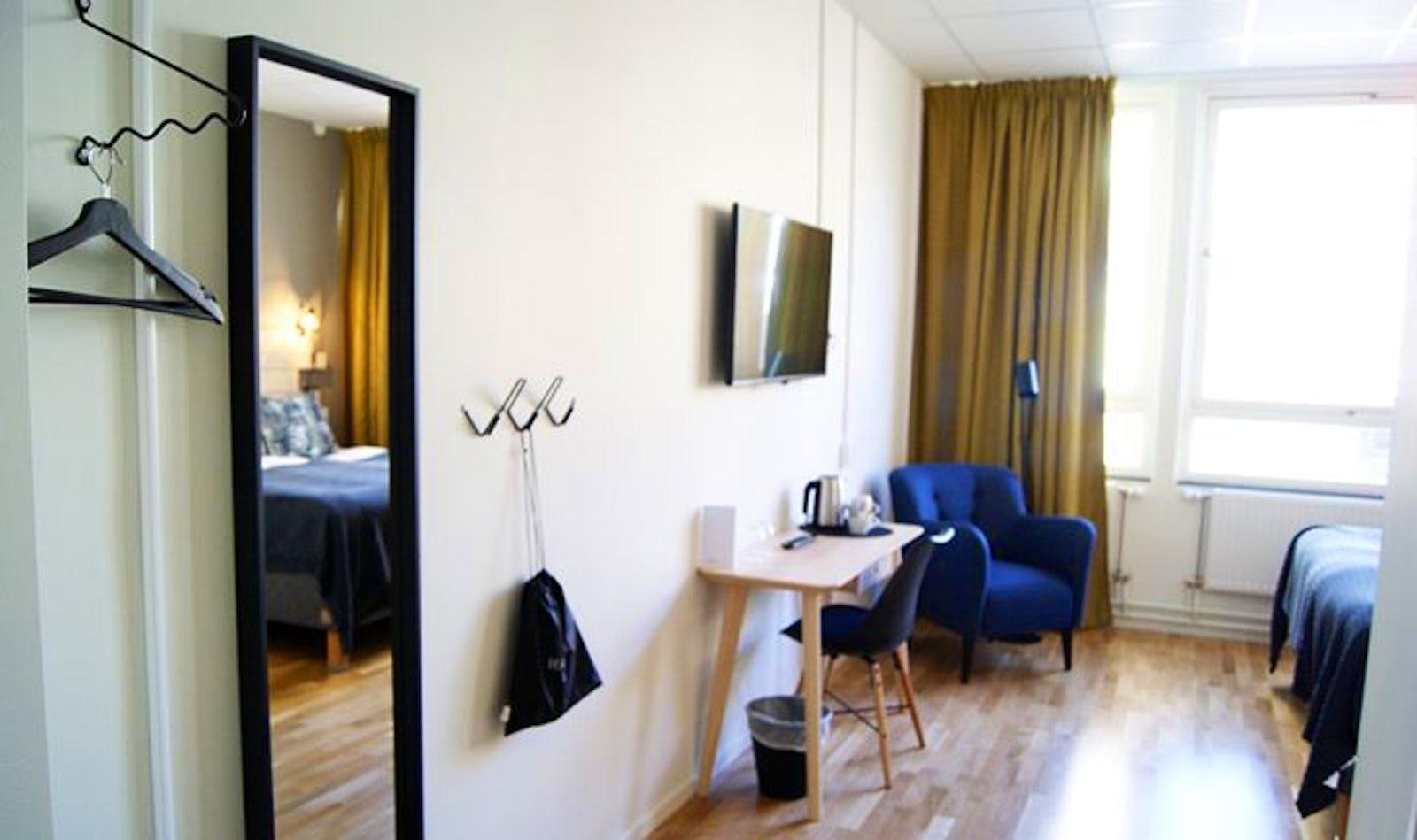 Travel inspired - Location - Hotel Falun   itinari