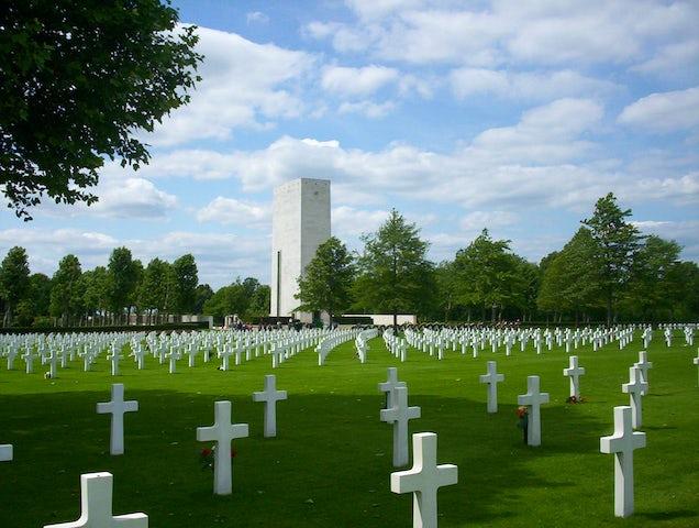 Day 7: Amerikaanse Begraafplaats Margraten