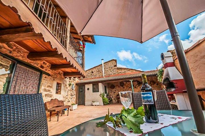 Visit Casa Rural Jumaca