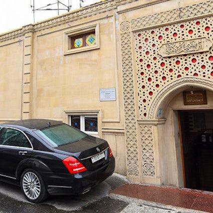 Gasim Bey Bath House