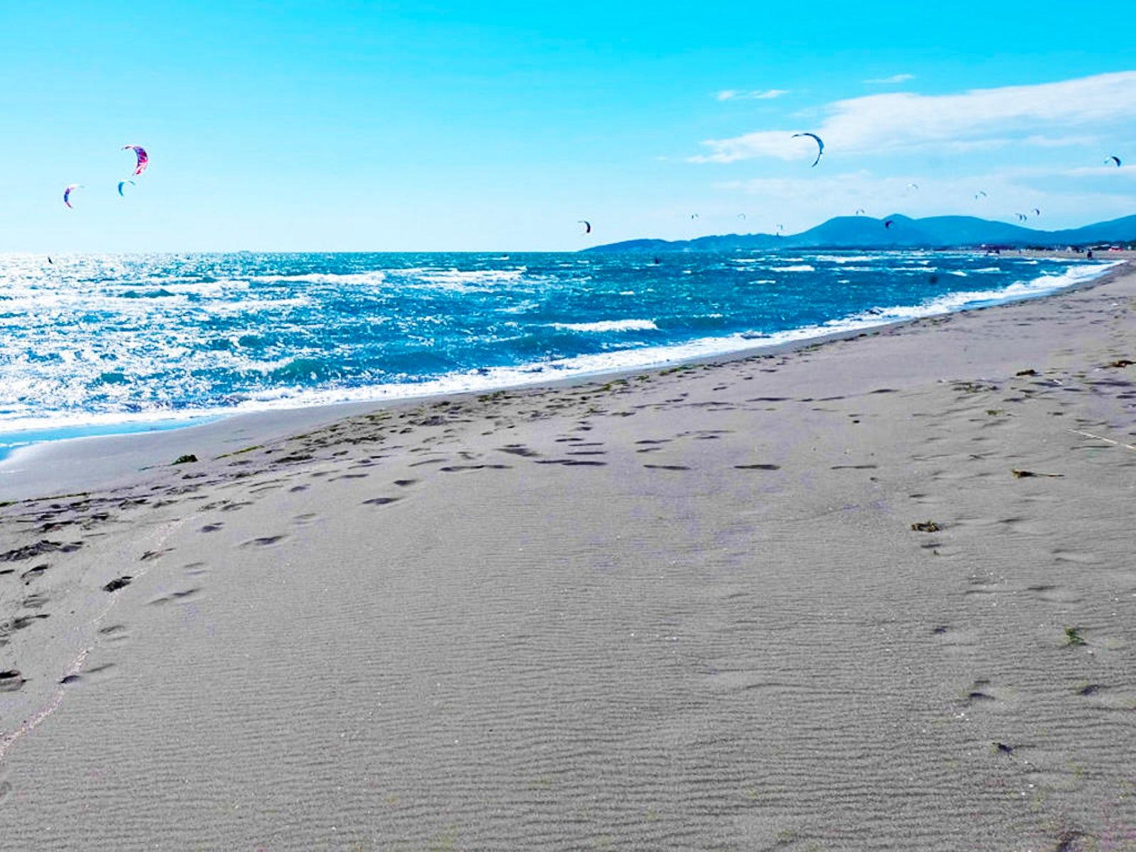 Long Island Lake Beach