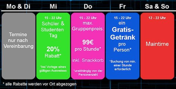 Lasergame Wolfenbüttel UG