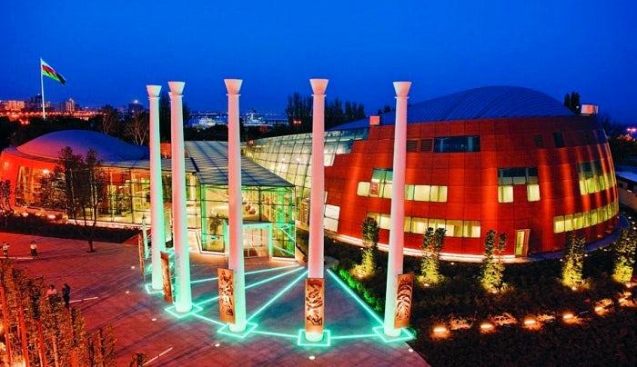 International Mugham Center