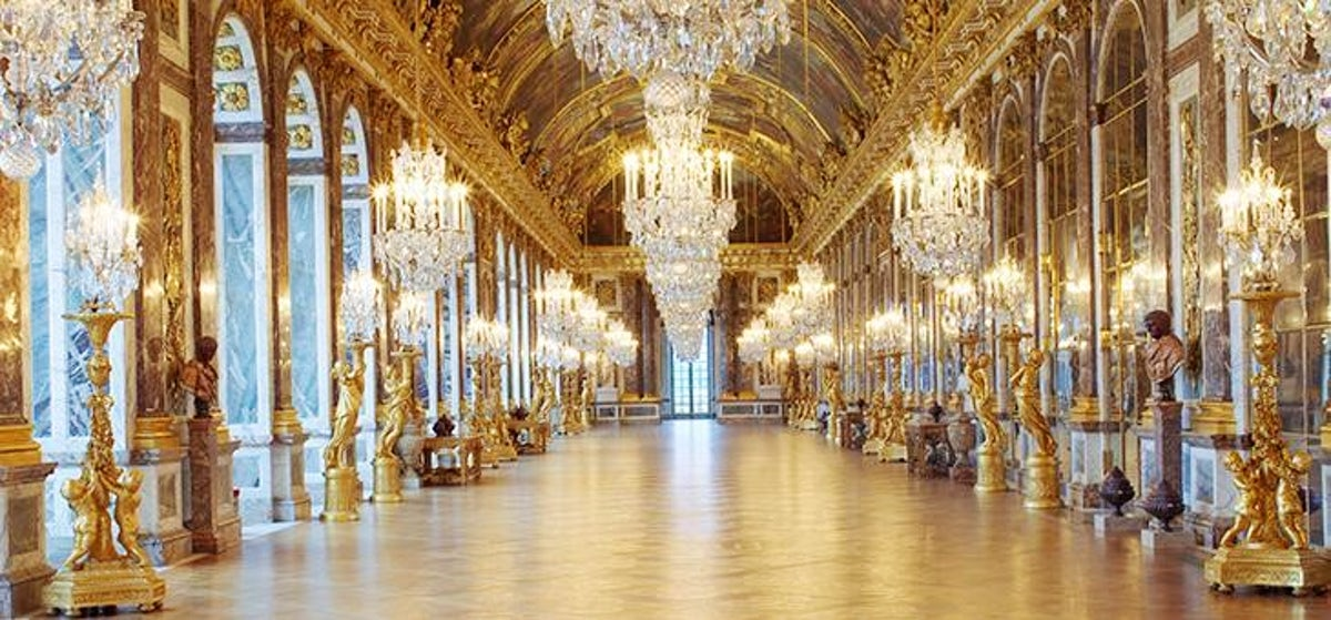 Travel Inspired Location Galerie Des Glaces Chateaux