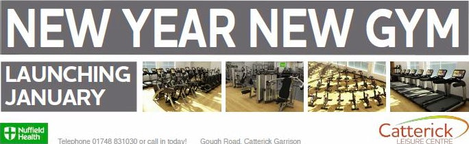 Catterick gym