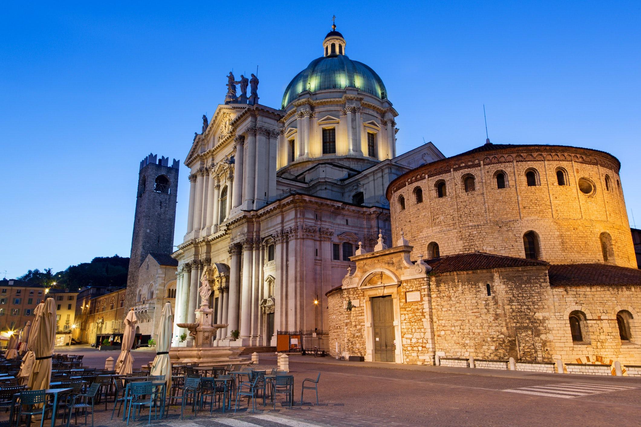 New Cathedral, Brescia