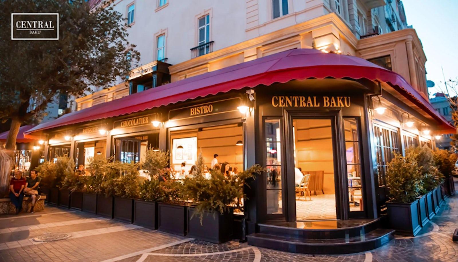 Cafe Central Baku | itinari
