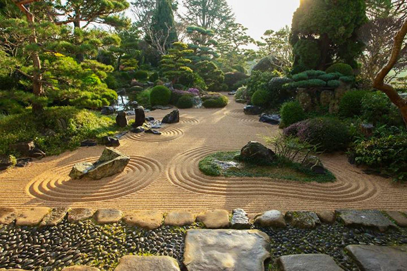 Travel inspired - Location - Jardin Zen d\'Erik Borja   itinari