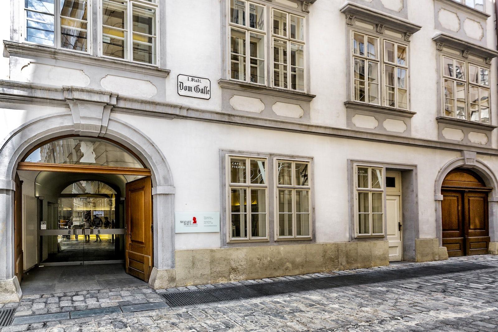 Image result for Mozarthaus Vienna