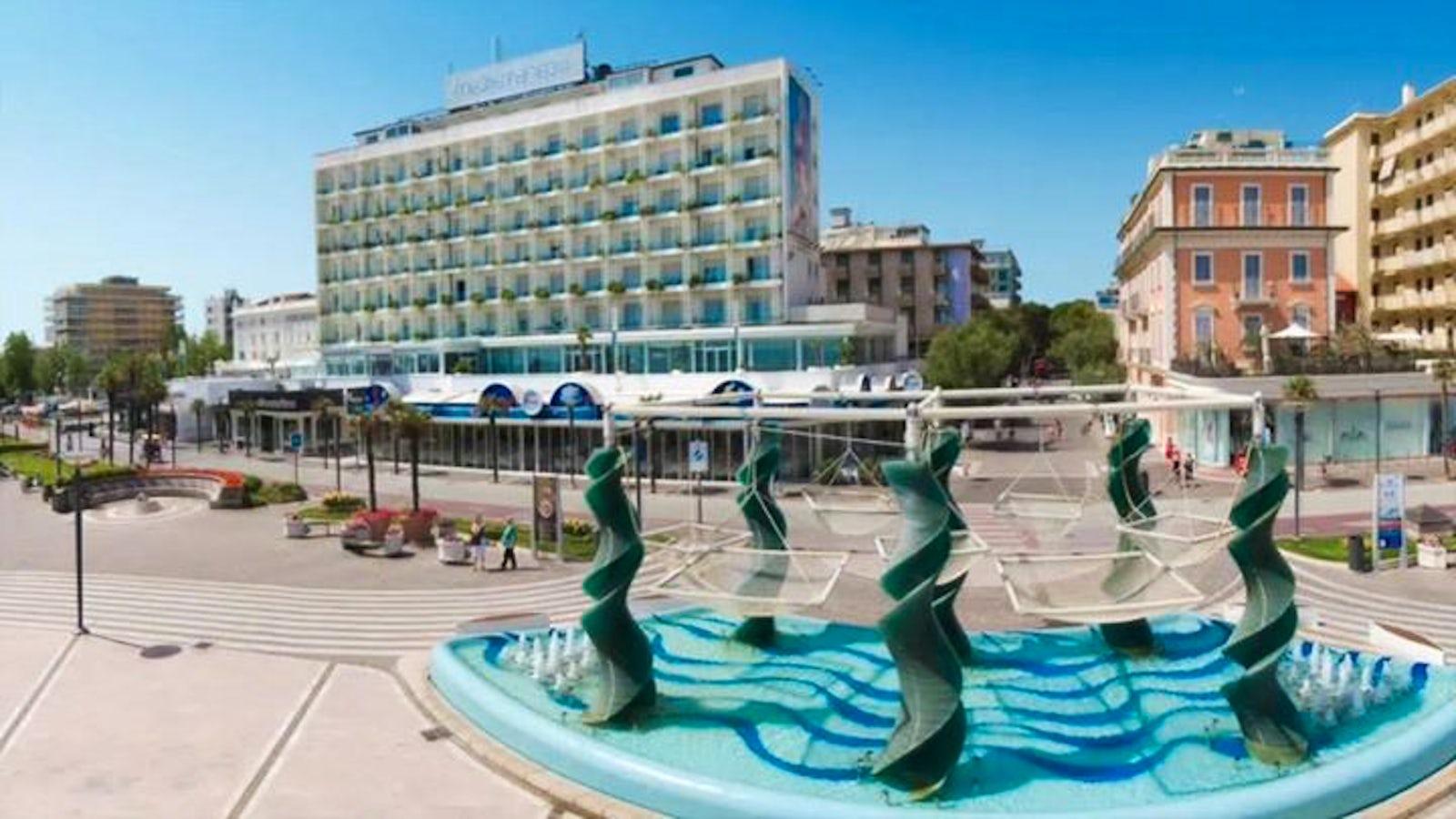 Hotel Mediterraneo Riccione | itinari