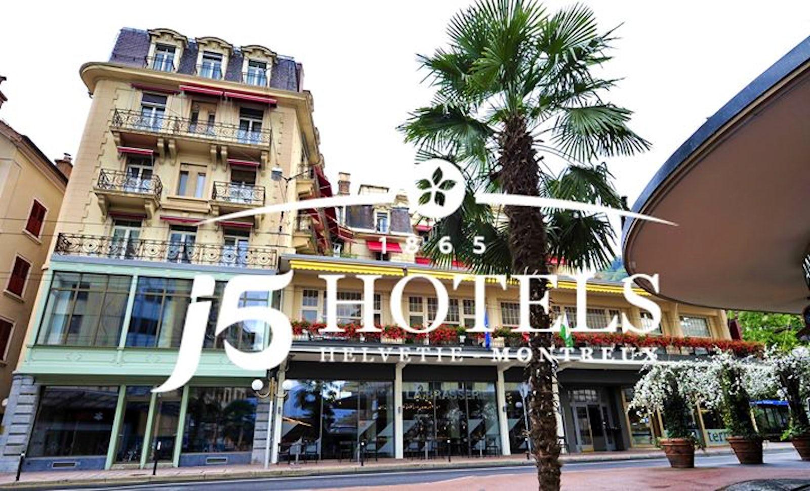 Hotel Helvetie Montreux