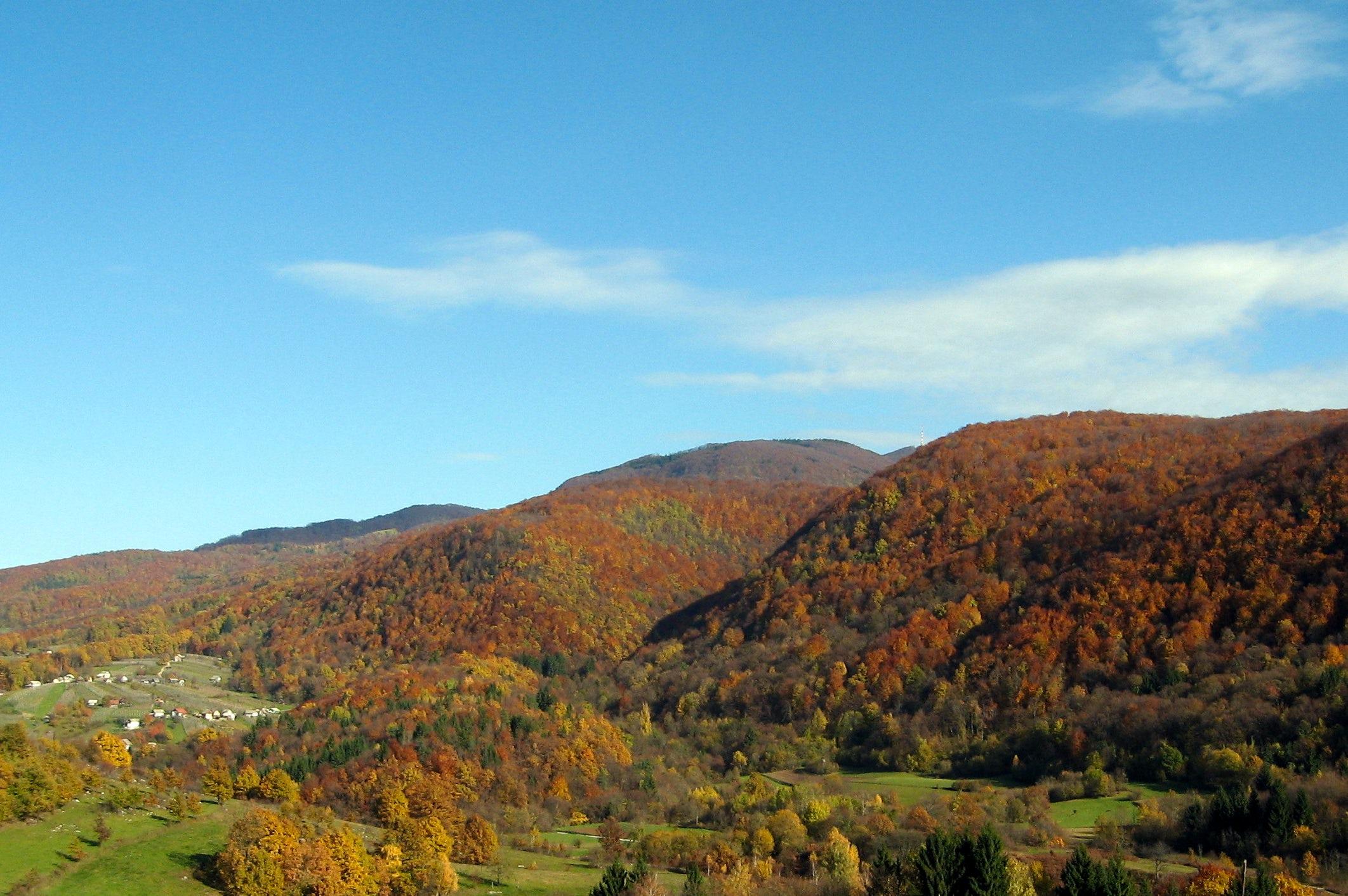 Žumberak Mountains