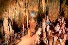Kastania's cave