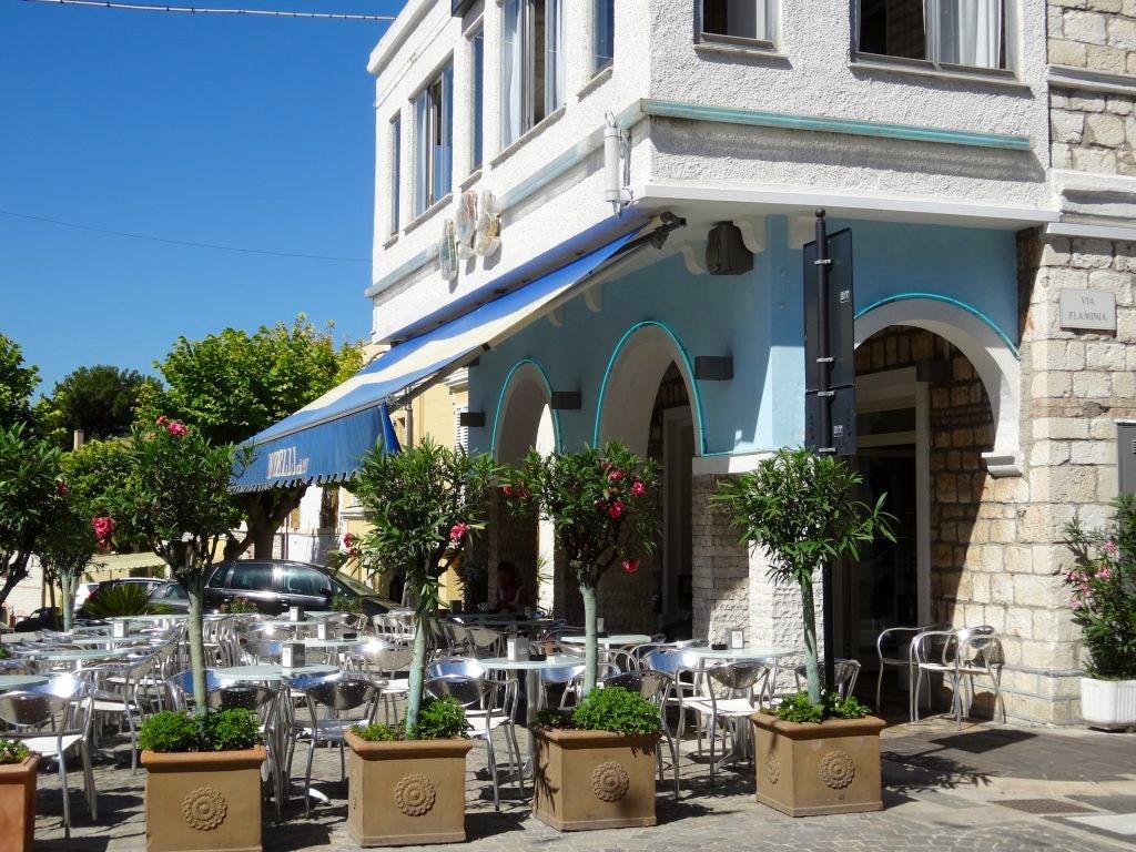Bar Gelateria Morelli, Numana