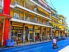 Kypseli, the artsy neighbourhood