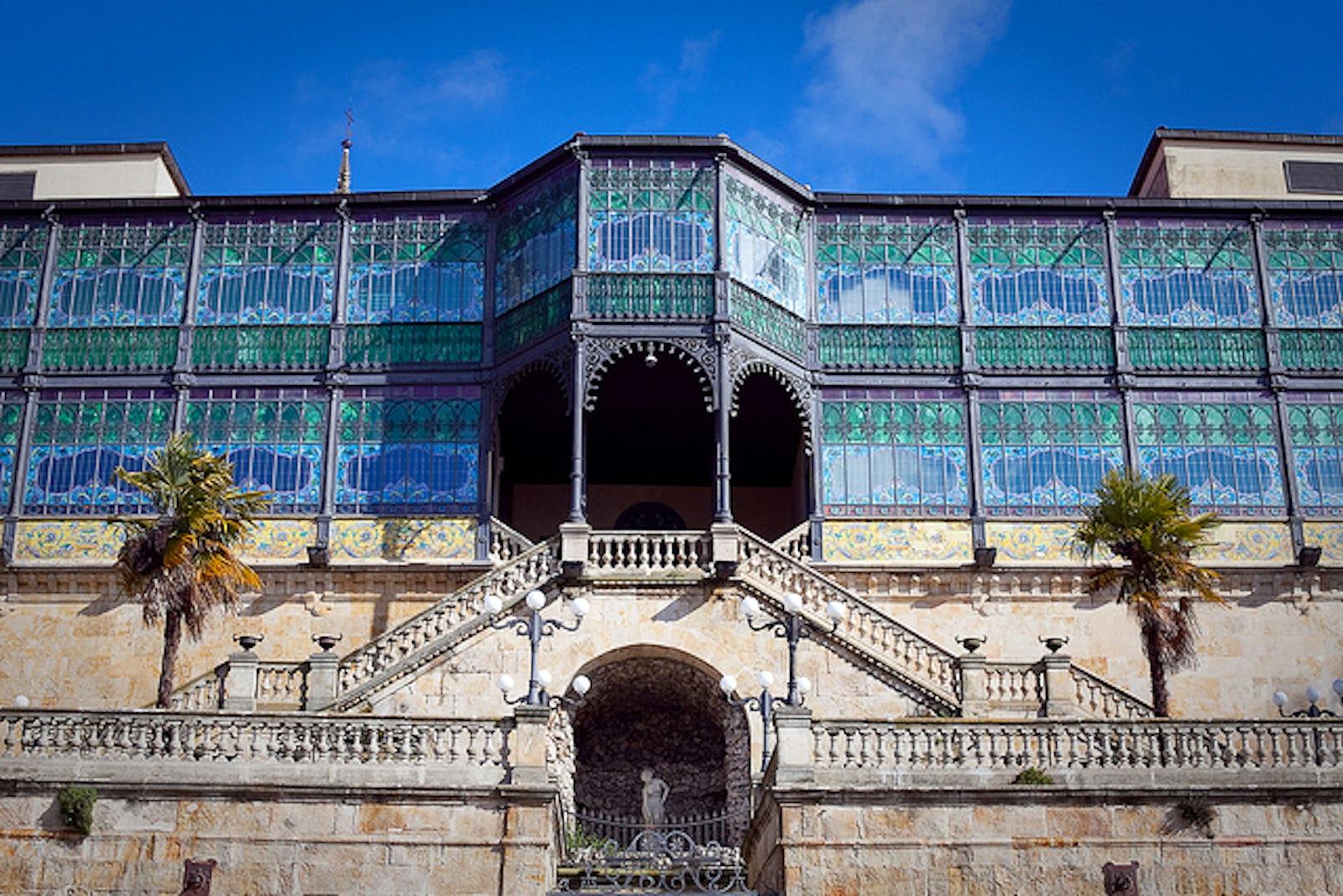 Casa lis museo art nouveau itinari - La casa lis de salamanca ...