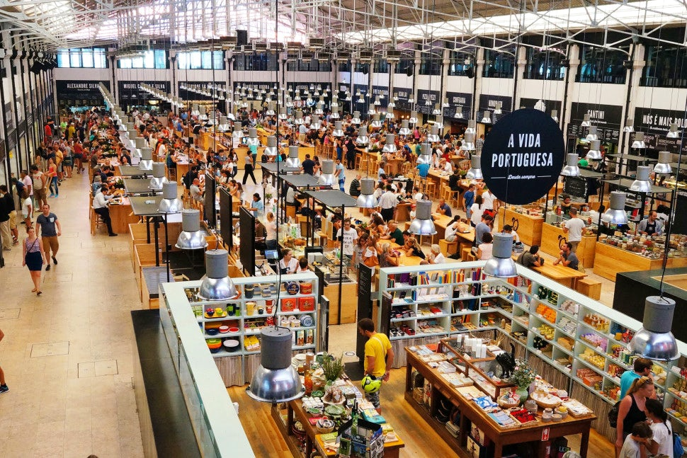 Mercado da Ribeira - Time Out Market