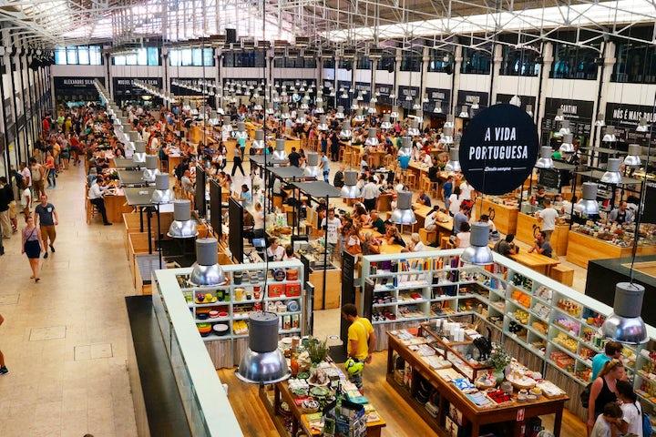 Mercado da Ribeira - Time Out Market