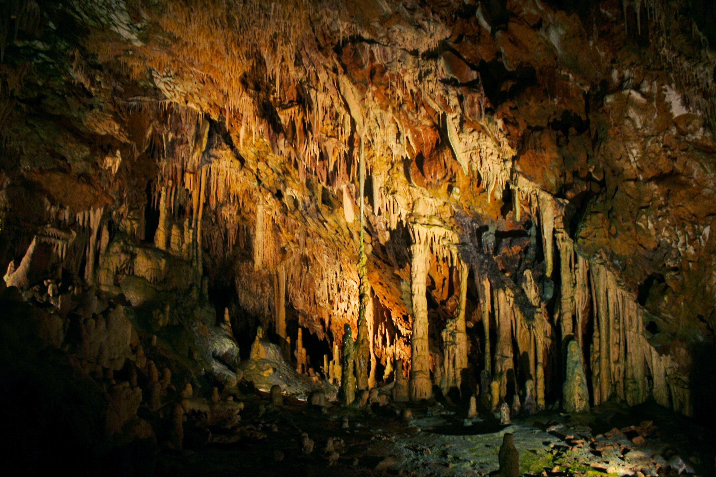Caves of Diros