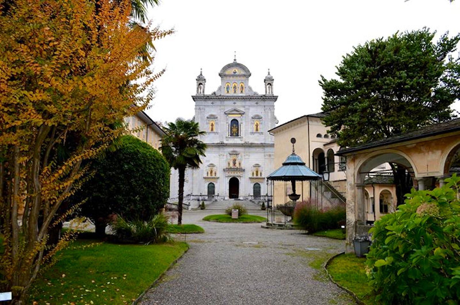 Travel inspired - Location - Sacro Monte di Varallo - Santuario ...