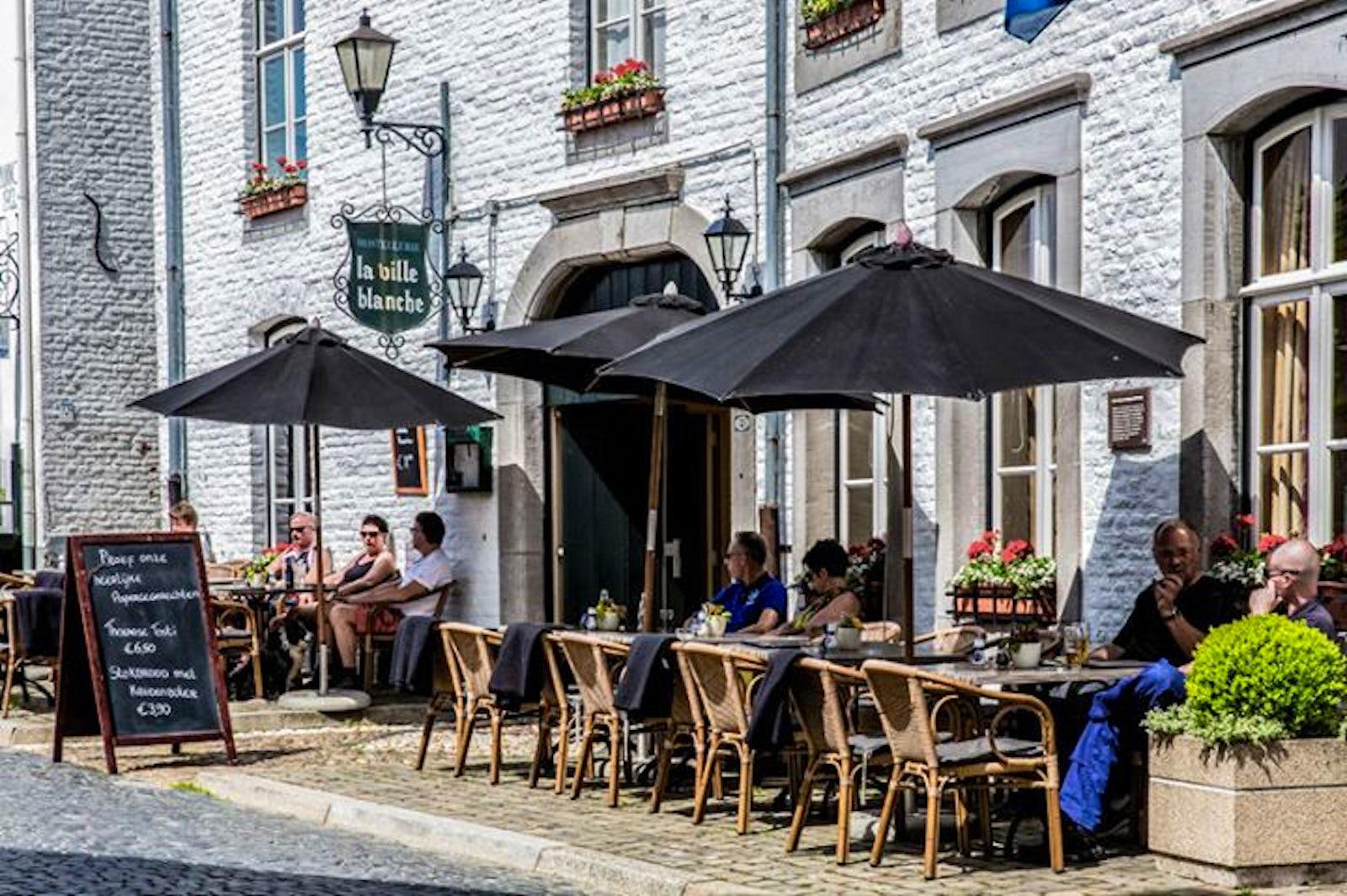 Fletcher Hotel-Restaurant La Ville Blanche | itinari