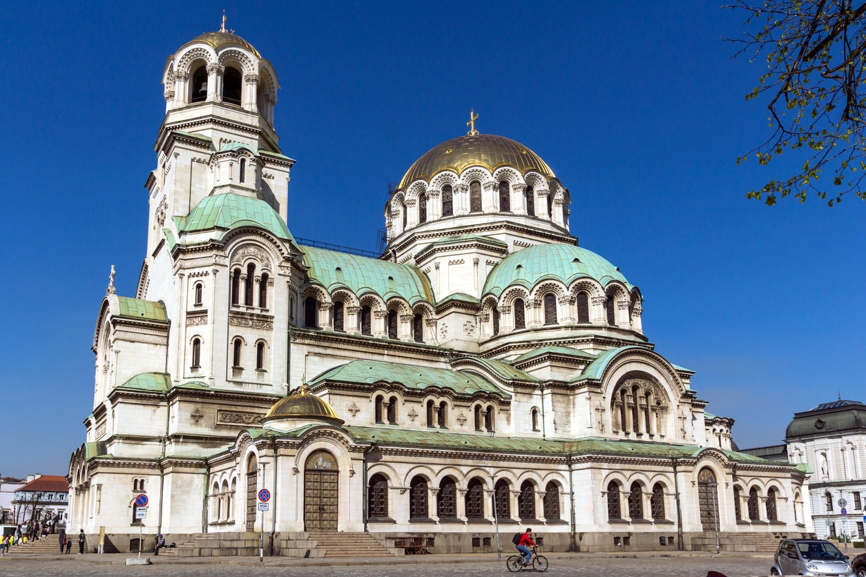 Saint Alexandar Nevski Cathedral, Sofia